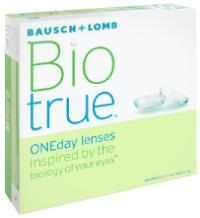 Biotrue one day lens (90 шт)