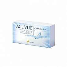 Acuvue Oasys with Hydraclear (12 шт)