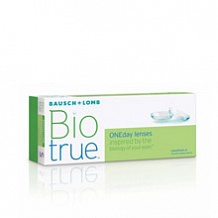 Biotrue one day lens (30 шт)
